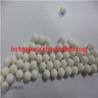 Quality Ceramic Balls of Zirconium Oxide (ZrO2),made of ZrO2 in China with white color,TS16949 certification for sale