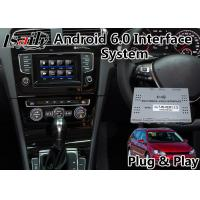 Quality Android 6.0 Car GPS Navigation for 2014-2017 Volkswagen Golf Wagon Au-Spec for sale