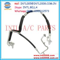 Buy cheap A/C Manifold Suction and Discharge Hose Assembly Ford Explorer V6 4.0L 2002-2005 HA 11187C 1L2Z19D850DA product