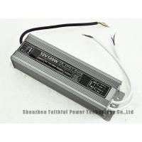 Quality 10A 5A 120W Waterproof LED Diver Ribbon Strip Switching Power Supply 12V DC 24V DC for LED Advertising for sale