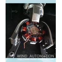 Quality Four station motorcycle magnetoAlternator stator motorcycle winding machine for sale
