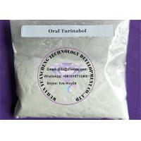 Buy cheap 315-37-7 Testosterone Anabolic Steroid Oral Turinabol gains  powder recipe half-life for bodybuilding from wholesalers