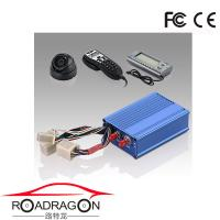 LCD Screen Fleet GPS Systems For Vehicles Tracking / Monitoring
