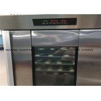 Quality Timing Setting Dough Fermentation Machine Single Door Spray Energy Saving for sale