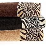 Quality Yarn Dyed Towel with Jacquard Border for sale