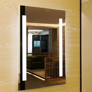 Smart Touch Sensor Switch Led Bathroom Wall Mirror Fogless Shower Mirror
