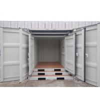 Buy 7ft Empty Shipping Container , Small Shipping Containers Easy Operation at wholesale prices