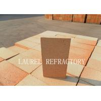 Quality Large Fire Clay Brick For Furnace / Kiln Good Thermal Shock Resistance for sale