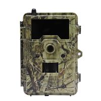 China 2.4 inch color display Outside Wild Game Infrared Trail Hunting Camera , CE / ROHS / FCC Approvals on sale
