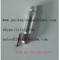 flatbed cutting sample maker machine blade and holder