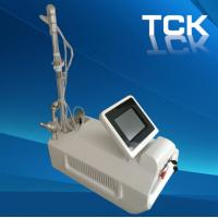"""Quality Scar wrinkle removal Co2 Fractional <strong style=""""color:#b82220"""">Laser</strong> Machine Ultra pulse 10600nm for sale"""