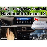 Quality High Speed Android 6.0 Lexus Video Interface for IS LX RX  support USB CarPlay as optional for sale