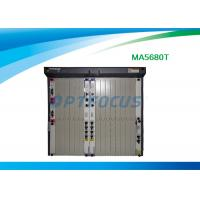 Buy cheap 10G GPON optical network terminal , Epon OLT Mini Optical Line Terminal Ma5680T from wholesalers