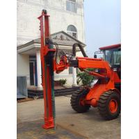 Quality ground deep drilling machine with screw driver GS 2000 for sale