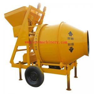 Quality China gasoline diesel 350L concrete mixer for sale with 10-14m3/h productivity (JZC350) for sale