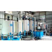 Buy cheap Horizontal Continuous Low Pressure Foam Machine For Soft Urethane Foam Rubber product