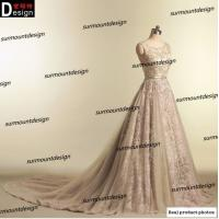 Quality Elie Saab Real Pictures Beautiful Soft Tulle Beaded Long Lace Evening Dress 2015 Online Shopping for sale