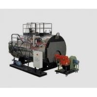 Quality small 2 tons WNS types of Oil fired steam boiler ​ for sale