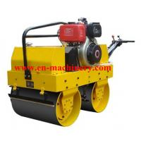 Quality Double Drum Vibratory Road Rollers with  Full Hydraulic from China Road Machine for sale