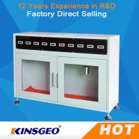 Quality KJ-6010 Peel Adhesion Test Equipment / Viscosity Testing Equipment 10 Sets Weights for sale