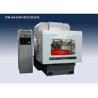 Quality High Accuracy CNC Gear Shaping Machine 250mm With Three Axes for sale