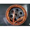 Buy cheap Electric hub motor stator winding BLDC E-bike winding muti coils winding from wholesalers