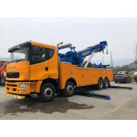 Quality 60T Heavy Crane arm for truck,60T Heavy Duty Rotary Crane for Peru for sale