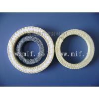 Quality High water based packing pad    Ceramic fiber packing mat   Graphite packing pad    Packing seal ring for sale