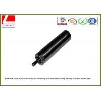 China Machined Metal Parts silkscreen equipment stainless steel shaft with cataphoresis on sale
