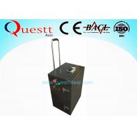 Quality Laser Rust cleaning equipment 100W reomver metal rust painting oxide coating for sale