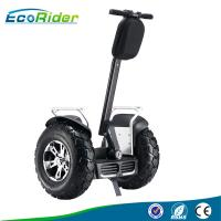 Buy cheap 110-240V Two wheeled electric vehicle segway with 21 inch shock - absorber from wholesalers