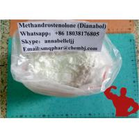 Buy cheap Injectable / Oral Anabolic Steroids Metandienone Dianabol For Muscle Growth 72-63-9 product