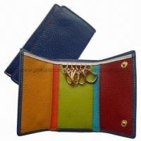 Quality Key Holder Wallet, Made of Leather for sale