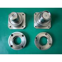 Quality SS Precision Cnc Machined Parts 28-30 HRC Hardness ISO 9001 Approved for sale