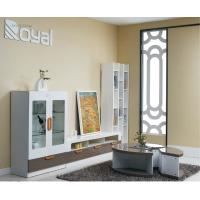 China Full Living Room Furniture Sets Modern Simple Style TV Cabinet High Gloss Painting on sale