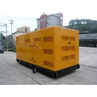 Quality 500KW / 625KVA Diesel Generating Stes 12 cylinder Cummins Engine , Silent Type for sale