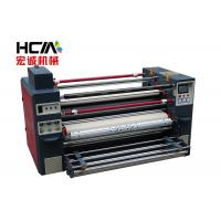 Quality 220v / 380v Sublimation Printing Heat Transfer Machine For Roll To Roll Fabric for sale