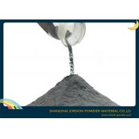 Buy cheap Round Shape Sliver Aluminium Magnesium Alloy Powder For Steel Industry product