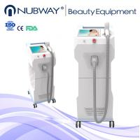 Quality Newest 808nm diode Semiconductor laser hair removal machine permanent hair removal for sale