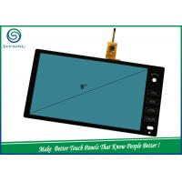 Buy cheap 9'' IIC PCT / PCAP Projected Capacitive Touch Panel COF Type For Navigation Device product
