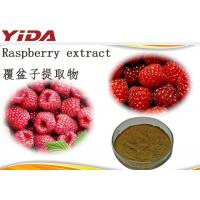 Quality Natural Raspberry Extract Sex Steroid Hormones Rich In Vitamins Used In Foods Etc for sale