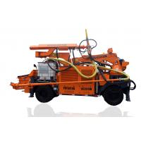 Quality 360 Degree Rotation Double Circuit Wet Shotcrete Machine for sale