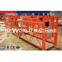 Quality Steel Suspended Working Platform , Lightweight Temporary Access Equipment ZLP630 for sale