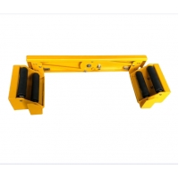 Quality Portable 5kg Anti Theft Wheel Clamp Lock for sale