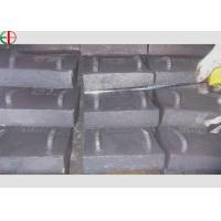 Quality AS 2074/L2B Co Cr Alloy Casting Lifter Bars For Mine Ball Mill And Cement Mill EB6061 for sale