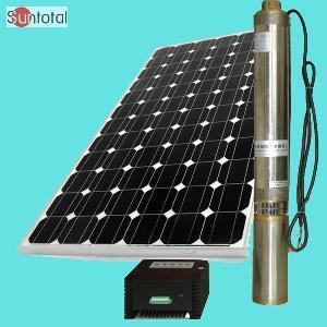 Quality DC Solar Pump System (STP0.76) for sale