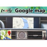 Buy Android 6.0 GPS Navigation Box for 2013-2016 Lexus Is 250 Support TV / 360 at wholesale prices