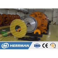 China Portal Structure  Wire Production Line Continuous Transposed Cable Machine on sale