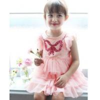 Quality 2014 Girls Dress Children Clothing for sale