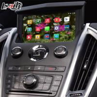 Buy Cadillac SRX CUE car video interface mirror link Car Multimedia Navigation System at wholesale prices